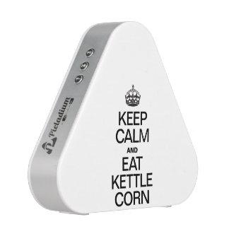 KEEP CALM AND EAT KETTLE CORN