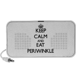 Keep calm and eat Periwinkle Speaker