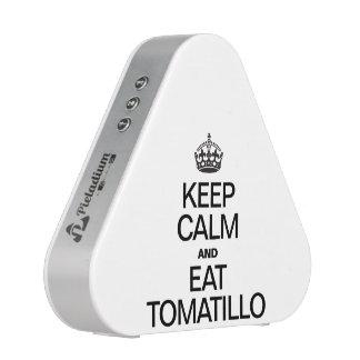 KEEP CALM AND EAT TOMATILLO.ai