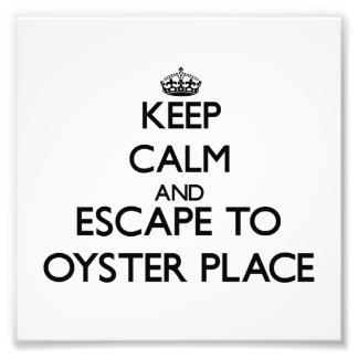 Keep calm and escape to Oyster Place Massachusetts Photo