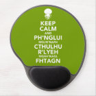 Keep Calm and Fhtagn Gel Mouse Pad