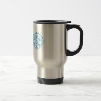 Keep Calm And Flurry On Mug
