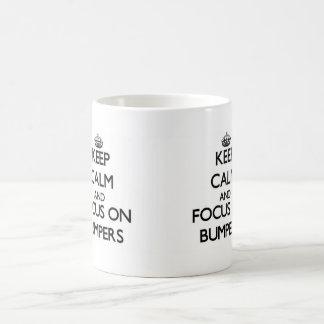 Keep Calm and focus on Bumpers Coffee Mug