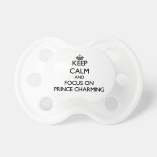 Keep Calm and focus on Prince Charming Dummy