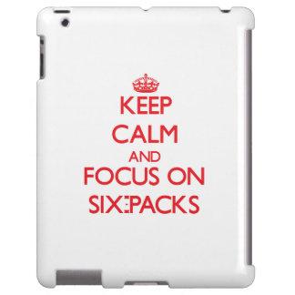 Keep Calm and focus on Six-Packs