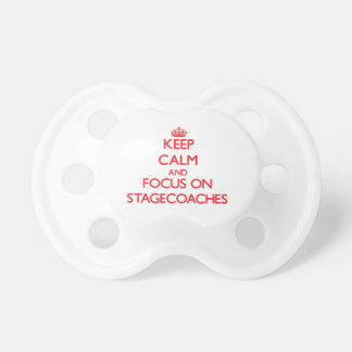 Keep Calm and focus on Stagecoaches Dummy