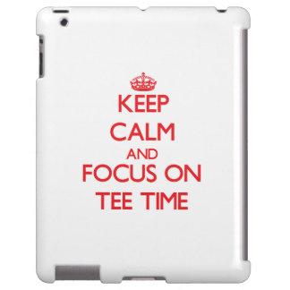 Keep Calm and focus on Tee Time