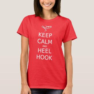KEEP CALM and HEEL HOOK T-Shirt