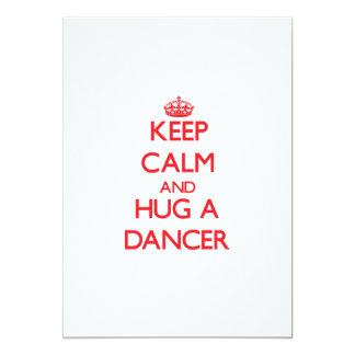 Keep Calm and Hug a Dancer Announcements