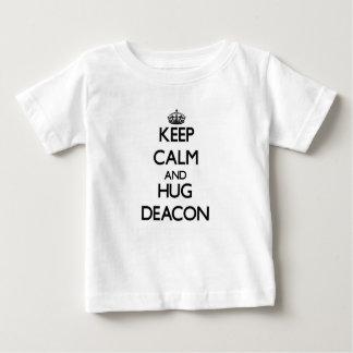 Keep Calm and Hug Deacon Shirt