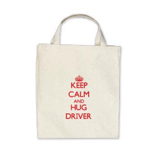 Keep calm and Hug Driver Bag