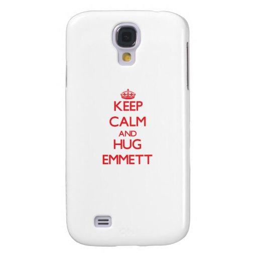 Keep Calm and HUG Emmett HTC Vivid / Raider 4G Case