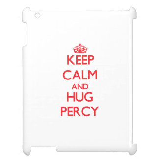 Keep Calm and HUG Percy Case For The iPad