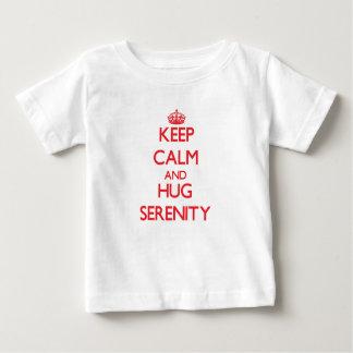 Keep Calm and Hug Serenity Baby T-Shirt