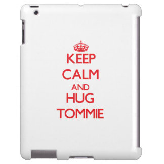 Keep Calm and HUG Tommie