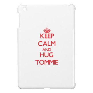 Keep Calm and HUG Tommie iPad Mini Case