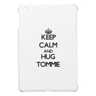 Keep Calm and Hug Tommie iPad Mini Cover