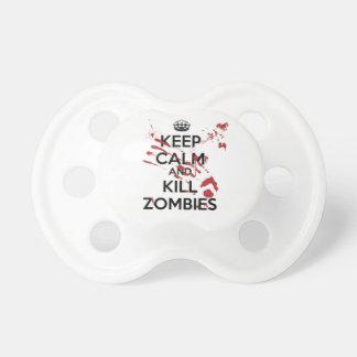 Keep Calm and Kill Zombies Dummy