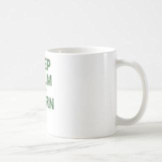 Keep Calm and Learn Coffee Mug