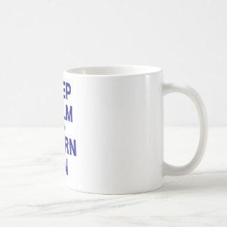 Keep Calm and Learn On Mugs