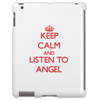 Keep Calm and listen to Angel