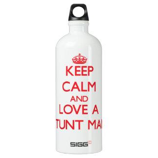 Keep Calm and Love a Stunt Man SIGG Traveller 1.0L Water Bottle