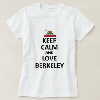 Keep calm and love Berkeley T-Shirt