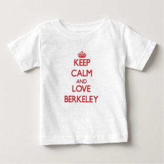 Keep Calm and Love Berkeley T Shirt