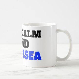 Keep Calm and Love Chelsea! Coffee Mug
