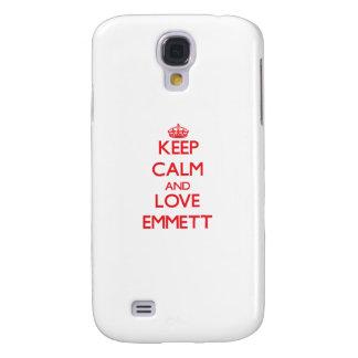 Keep Calm and Love Emmett HTC Vivid / Raider 4G Case