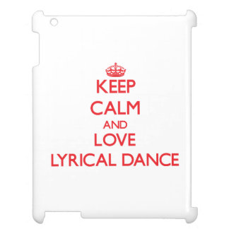 Keep calm and love Lyrical Dance Cover For The iPad