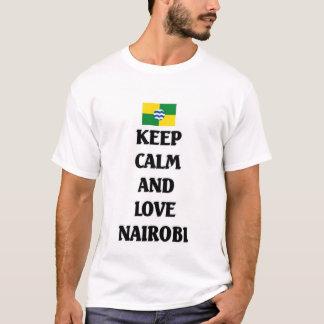 Keep calm and love Nairobi T-Shirt