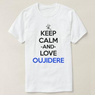 Keep Calm And Love Oujidere Anime Manga Shirt