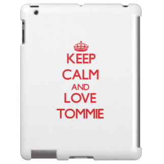 Keep Calm and Love Tommie