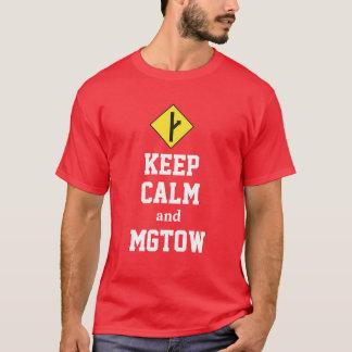 Keep Calm and MGTOW T-Shirt