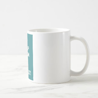 """""""Keep Calm and Oy Gevalt!"""" Mug"""