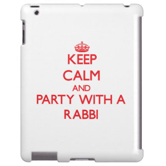 Keep Calm and Party With a Rabbi