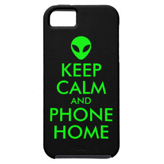 Keep Calm and Phone Home Case-Mate Case