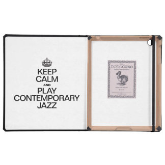 KEEP CALM AND PLAY CONTEMPORARY JAZZ COVERS FOR iPad
