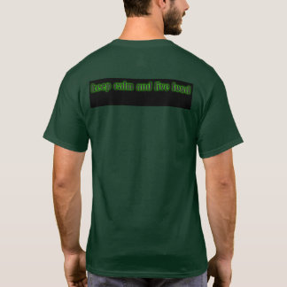Keep calm and rise up T-Shirt