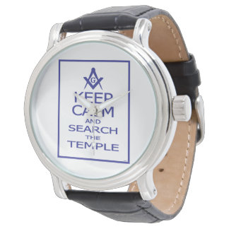 KEEP CALM AND SEARCH TEMPLE WATCH