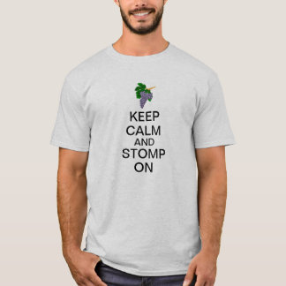 Keep Calm and Stomp On T-Shirt