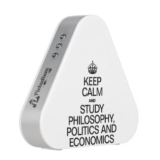 KEEP CALM AND STUDY PHILOSOPHY POLITICS AND ECONOM