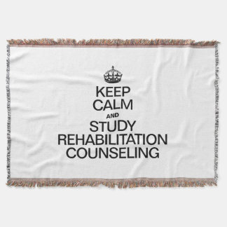KEEP CALM AND STUDY REHABILITATION COUNSELING