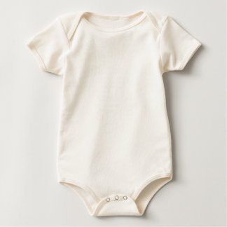 Keep Calm and Style On (any background color) Baby Bodysuit