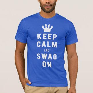 Keep Calm And Swag On [Fresh Threads] T-Shirt