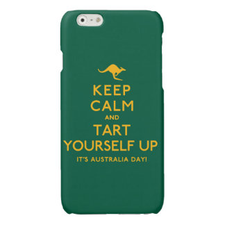 Keep Calm and Tart Yourself Up!