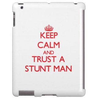 Keep Calm and Trust a Stunt Man