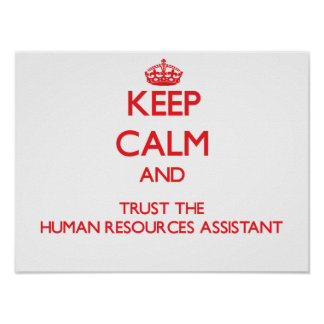 how to become a human resource assistant