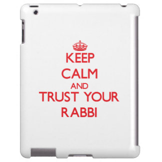 Keep Calm and trust your Rabbi